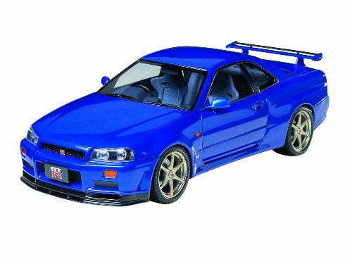 1/24 スポーツカー No.210 1/24 ニッサン スカイライン GT-R Vスペック (R34) 24210