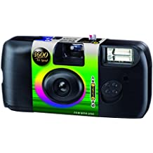 FUJIFILM Disposable Camera Uturundesu 1600 High-speed (High-sensitivityHigh-speed) 27 pictures Lf 1600hs-n Fl 27sh 1