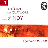Vincent D'indy: Integrale Des Quatu