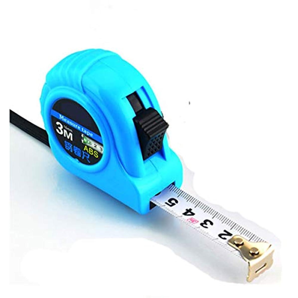 訴えるデンマーク語着服TRRYP 3M / 5M / 8Mの鋼鉄巻尺/耐久力のある鋼鉄テープが付いている厚いナイロンテープ (Size : 3M*16MM)