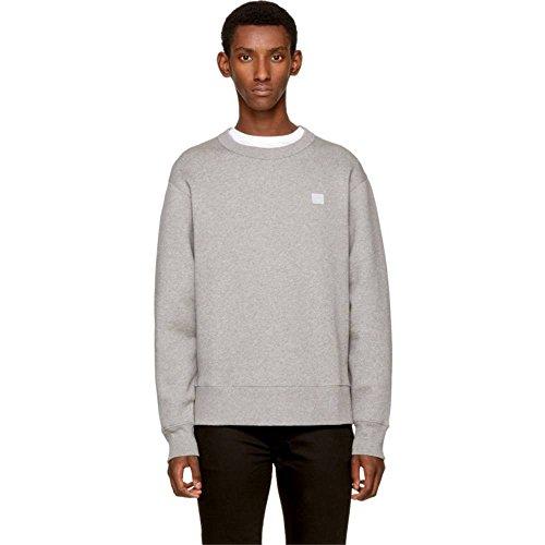 (アクネ ストゥディオズ) Acne Studios メンズ トップス スウェット・トレーナー Grey Fairview Face Sweatshirt 並行輸入品
