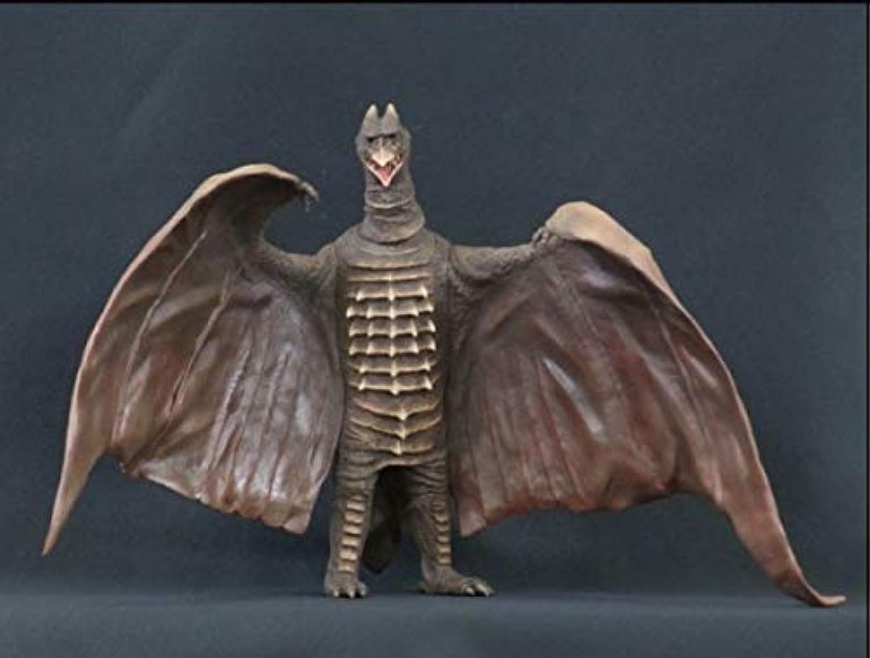 ゴジラ怪獣/ラドン 1956 再販/ソフビ/フィギュア/エクスプラス/X-PLUS