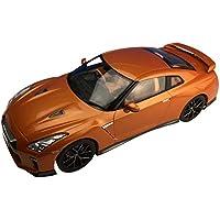 FIRST:18 1/18 ニッサン GT-R 2017 ジャパン スペック RHD オレンジ 完成品