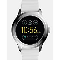 Fossil Q Founder Gen 2 Touchscreen White Silicone Smartwatch