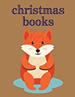 Christmas Books: picture books for seniors baby (Grown ups design)