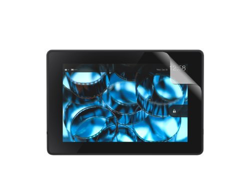 BUFFALO Kindle Fire HD(第3世代)専用 気泡ができにくい 反射防止フィルム 2枚入り BSTPKDT1FTW