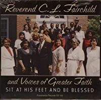 Sit at His Feet & Be Blessed