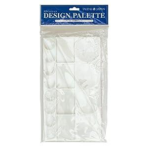 ターレンス デザインパレットB アクリル・水彩兼用パレット