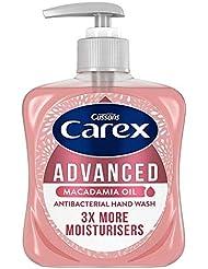 [Carex ] スゲ高度なケアマカダミアオイルハンドウォッシュ250ミリリットル - Carex Advanced Care Macadamia Oil Hand Wash 250Ml [並行輸入品]