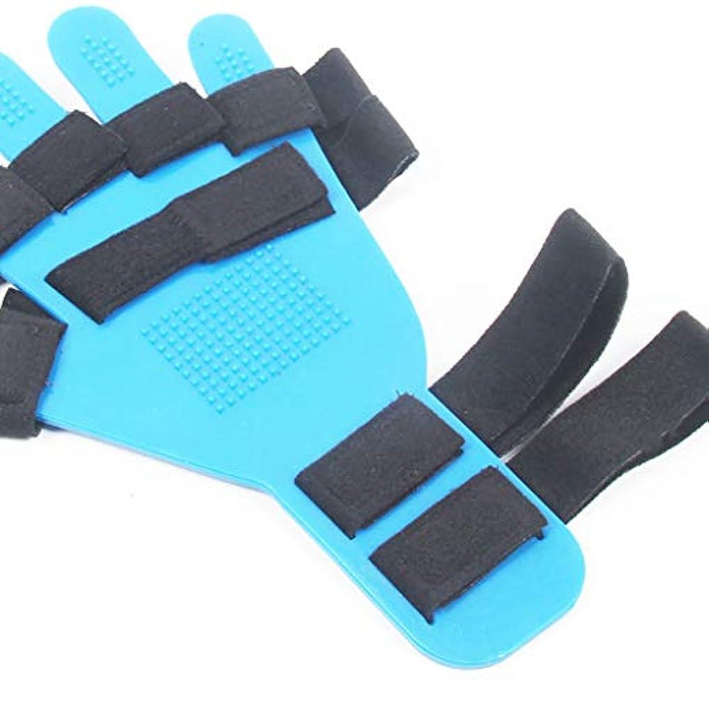 自転車黒人台風プロテクターフィンガークッションエクステンション矯正関節炎マレットフィンガーナックルブレース指の剛性捻挫ナックル痛み緩和,Softstrap