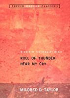 Roll of Thunder, Hear My Cry by Mildred D. Taylor(2004-04-12)