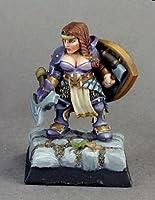 Freja Fangbreaker, Female Dwarf Sgt.