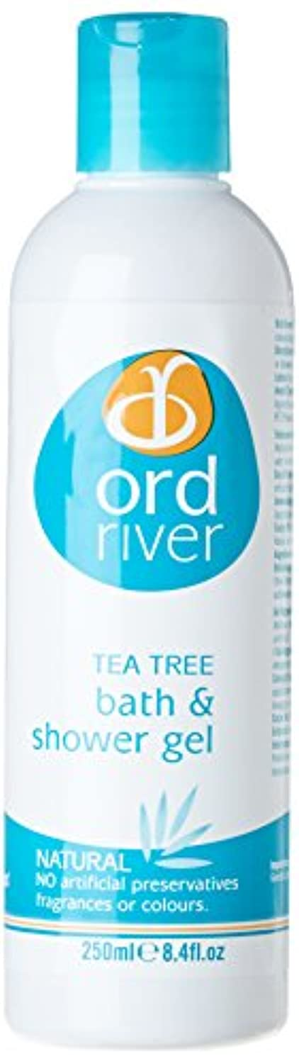 受粉する農夫特徴Ord River Tea Tree Bath and Shower Gel