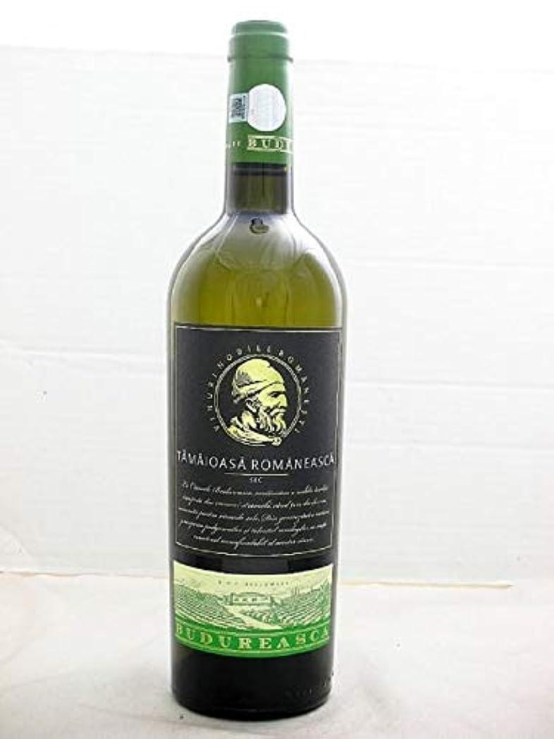 仲間おびえた受け入れブドゥレアスカ、プレミアム タマイオアサ?ロマネアスカ 2018 (白) 750ml/ルーマニアワイン