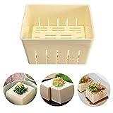 自家製豆腐プレス-メーカー金型ボックスプラスチック豆腐作る金型キットでチーズ布