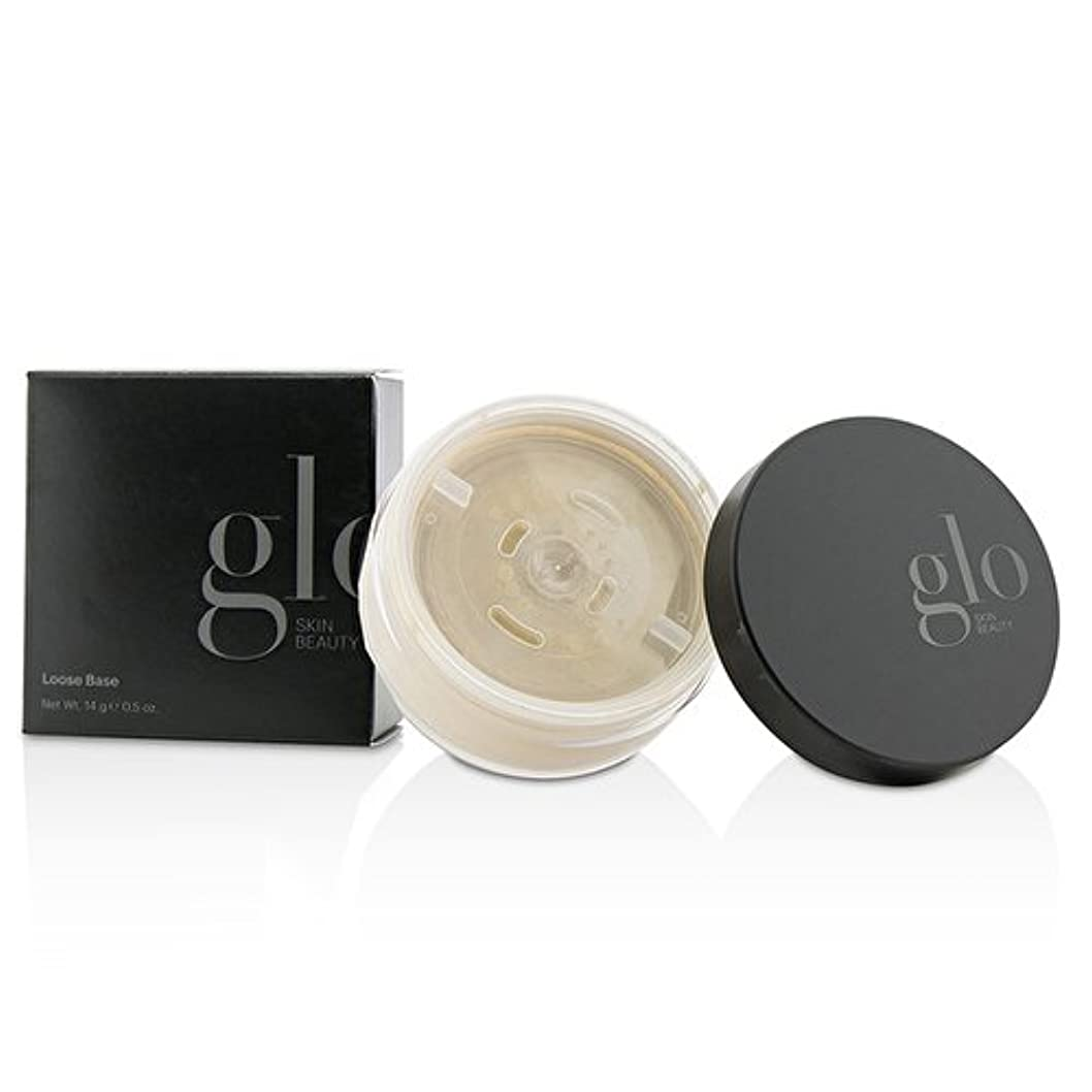 逆バーベキューコアGlo Skin Beauty Loose Base (Mineral Foundation) - # Natural Fair 14g/0.5oz並行輸入品