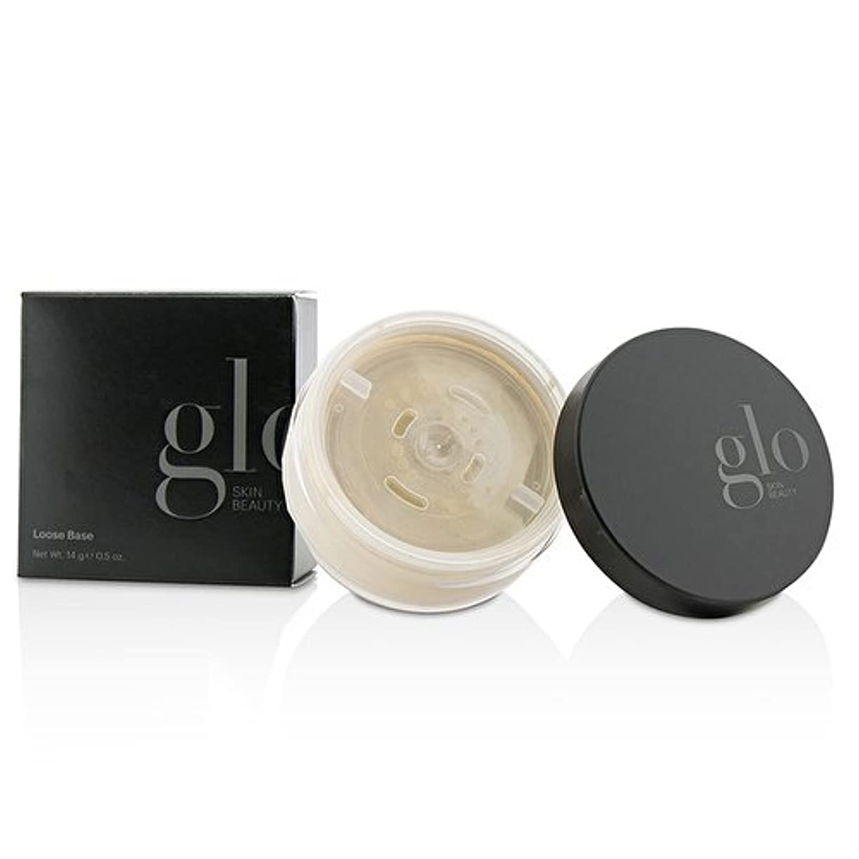 セーブストッキングより良いGlo Skin Beauty Loose Base (Mineral Foundation) - # Natural Fair 14g/0.5oz並行輸入品