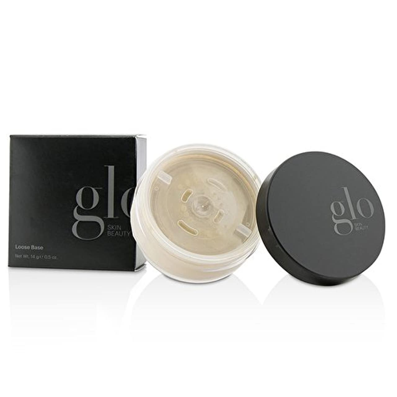 取り囲む嫌な絶縁するGlo Skin Beauty Loose Base (Mineral Foundation) - # Natural Fair 14g/0.5oz並行輸入品