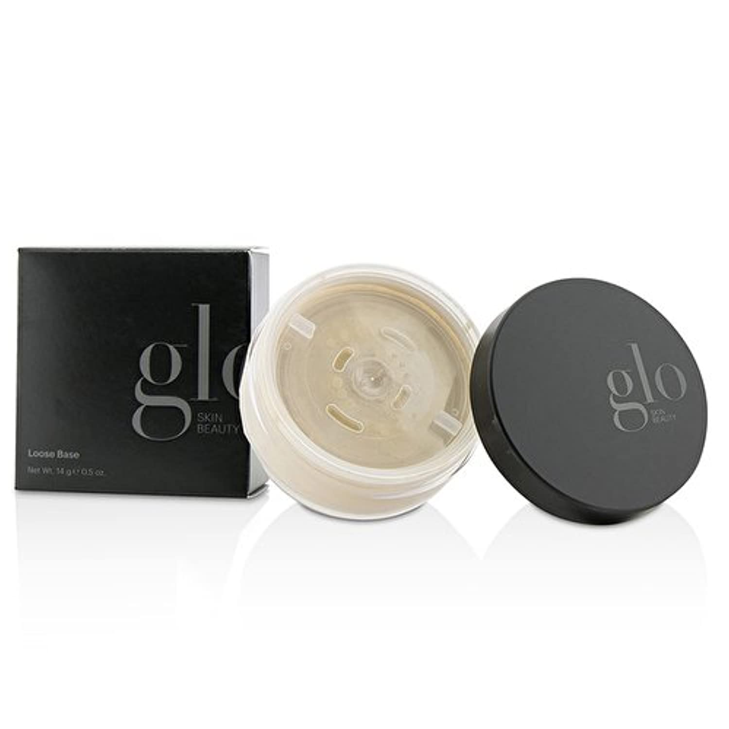 Glo Skin Beauty Loose Base (Mineral Foundation) - # Natural Fair 14g/0.5oz並行輸入品