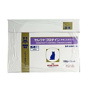 ロイヤルカナン 療法食 セレクトプロテインチキンライスパウチ 猫用 ウェット 100g×24個