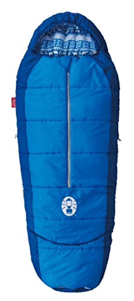 内陸散らす注釈を付けるコールマン 寝袋 キッズマミーアジャスタブル/C4