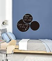 黒板ウォールステッカー|写真黒板ウォールステッカーオフィス、寝室、部屋のためのプランナーステッカー|ビスタプリントサークル