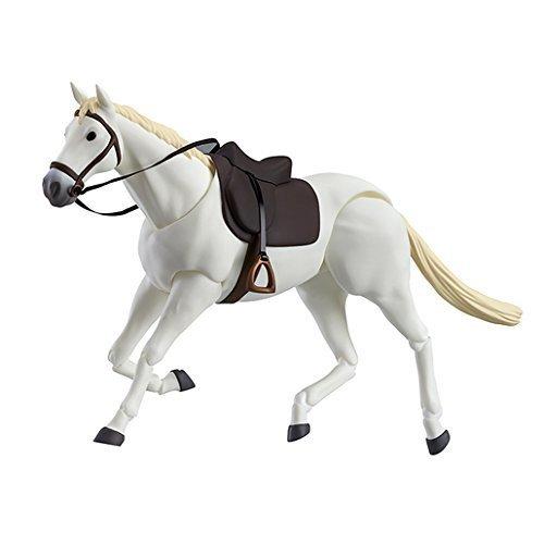 【フィギュア 買取】馬 (白)  GOODSMILE ONLINE SHOP & 倉敷市ふるさと納税限定