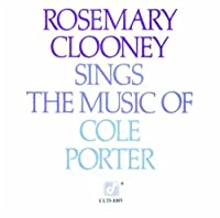 Rosemary Clooney Sings the Music of Cole Porter by Rosemary Clooney (1990-10-25)