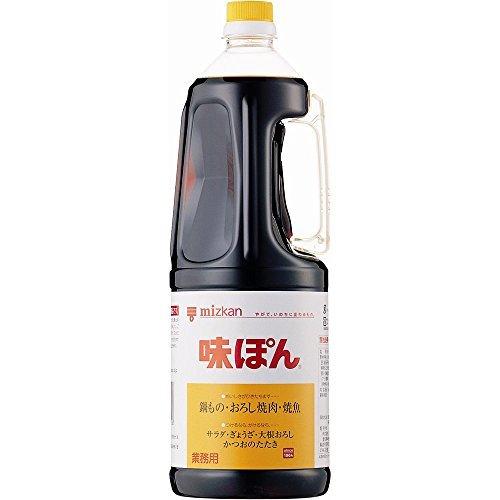 味ぽん 1.8L /ミツカン(2本)