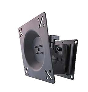 角度 調整 可能 VESA 規格 14 型 ~ 24 型 用 液晶 テレビ 壁掛け 金具 ブランケット (1個)