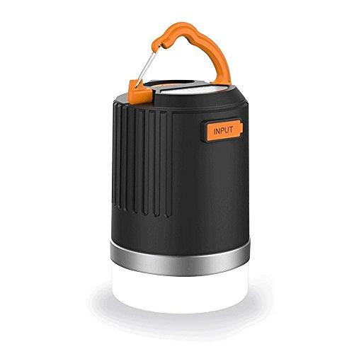 Wittimes LEDランタン 充電式 8800mAh モバイルバッテリー /スマホに充電/連続点灯150時間/4つ調光モード/IP6 防水&防塵認証/多機能 停電/登山/釣り/愛犬の散歩キャンプ&アウトドアグッズ