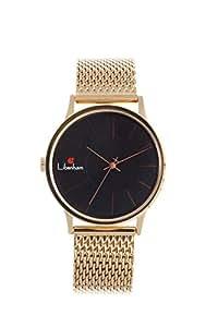 [リベンハム] 腕時計 LH90036-20 正規輸入品 ゴールド