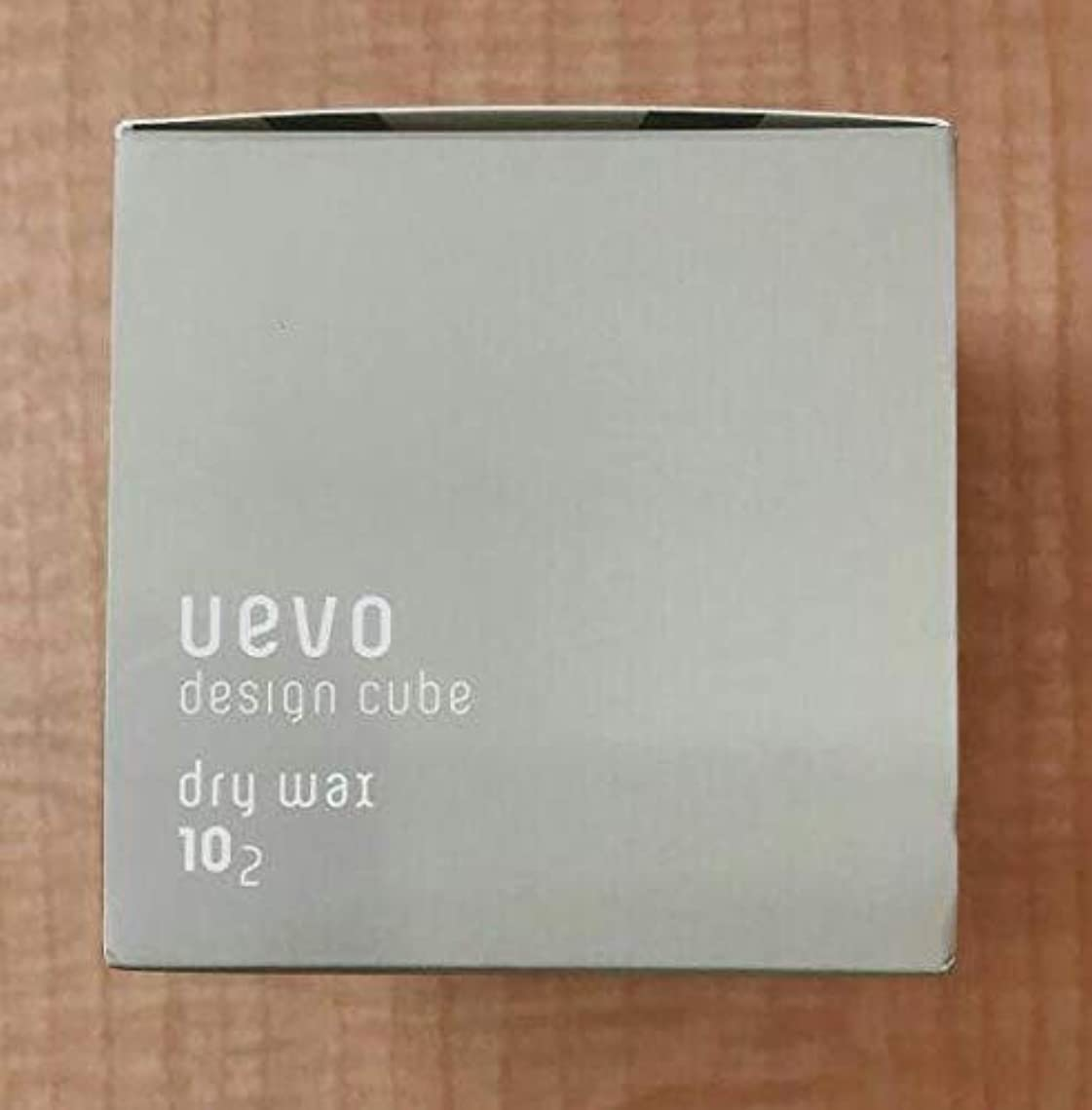 バイオリン大理石傾向があります【X2個セット】 デミ ウェーボ デザインキューブ ドライワックス 80g dry wax