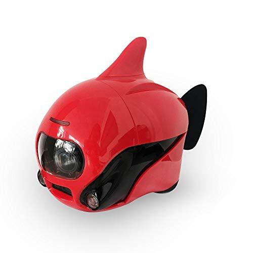 ROBOSEA ビキ BIKI_R 赤 水中ドローン 魚型 4Kカメラ