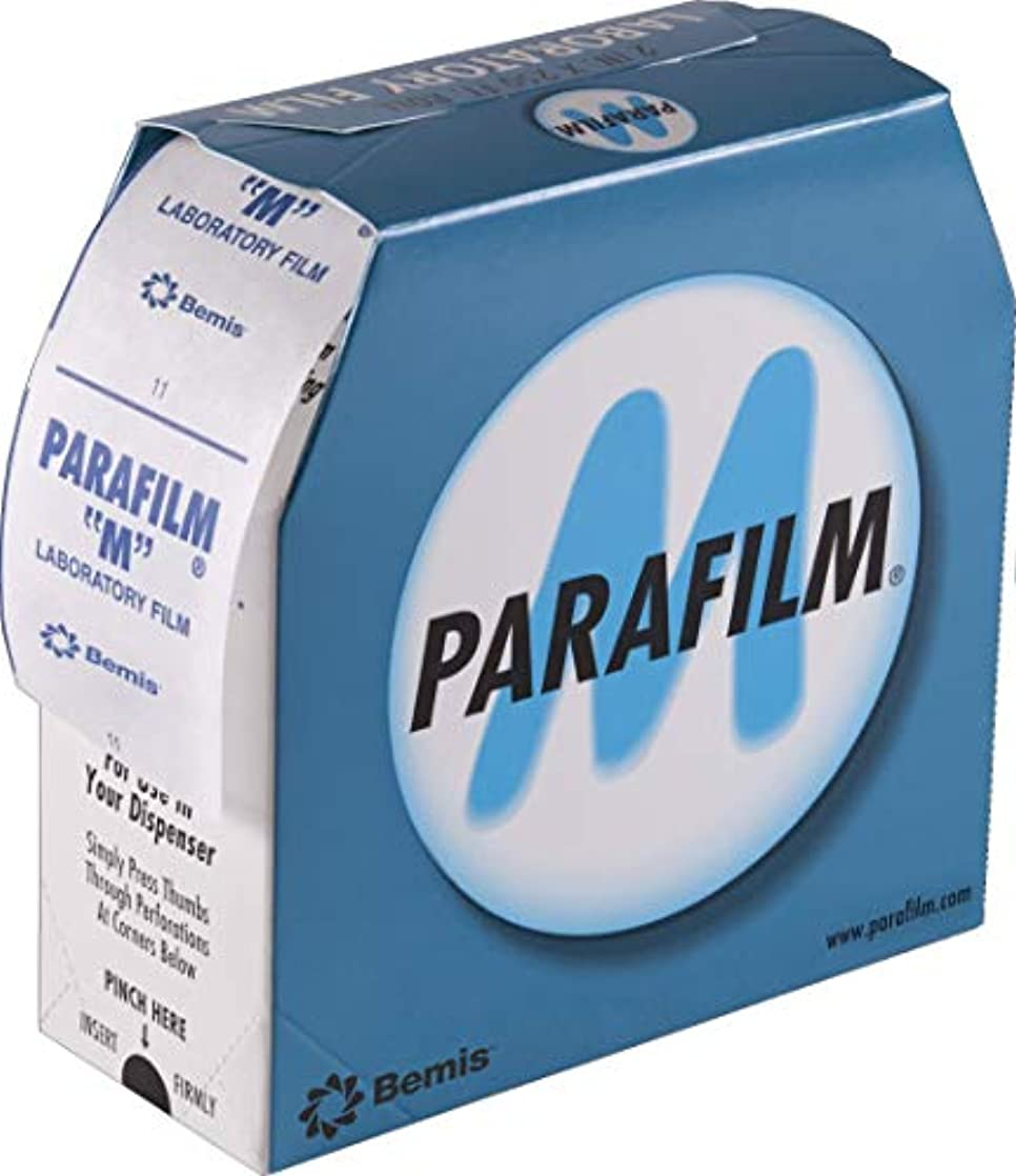反発するブランドエル?エム?エス パラフィルムM 2インチ×250フィート PM-992 1巻 PRF-PF2