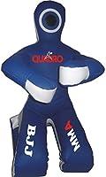 Quadro MMA柔術格闘技トレーニングKick BoxingブルーPunching Bag–Unfilled 59 inches (5 ft) ブルー