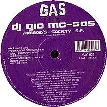 DJ Gio MC-505 / Android's Society EP
