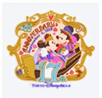 ディズニー 17周年 マグネット ヴェネツィアン・ゴンドラ 東京 ディズニーシー メディテレーニアンハーバー 17周年グッズ TDR