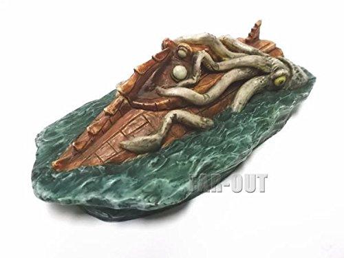 ハーモニーキングダム 海底2万マイル 潜水艦ノーチラス号 トレジャーボックス フィギュア ディズニー フィギュアリン