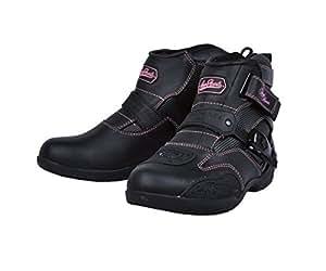 シンプソン(SIMPSON) ブーツ ショートブーツ ブラック 24(レディース) SPB-091L