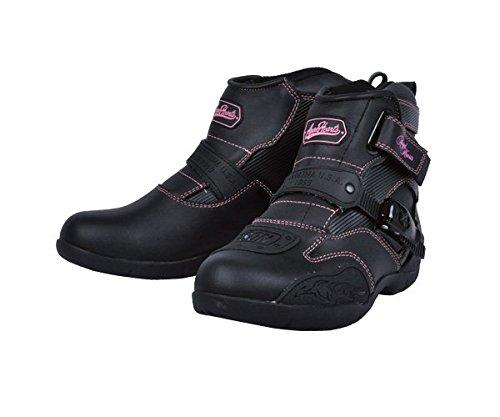 シンプソン(SIMPSON) ブーツ ショートブーツ ブラッ...