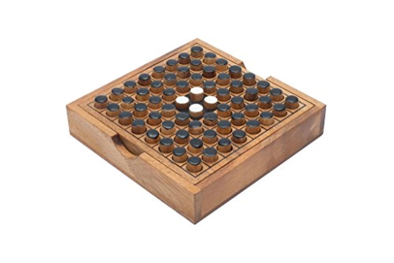 Flip it Wooden Travel Game