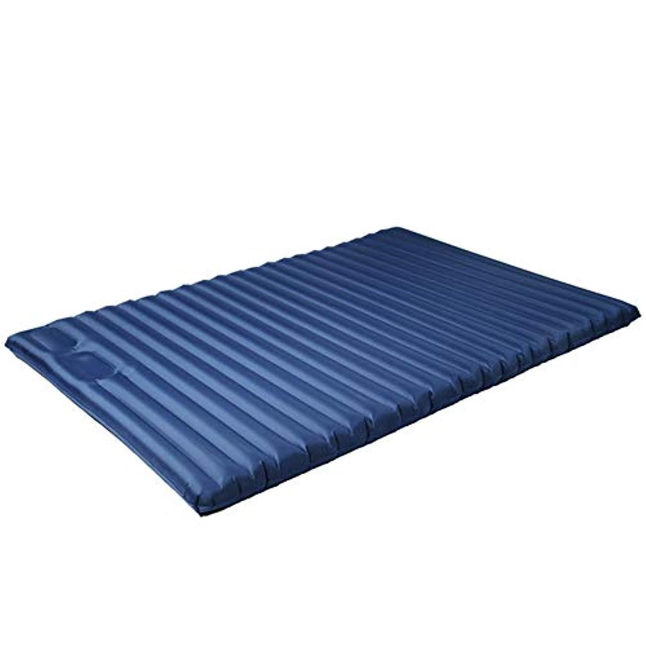 正しく多用途チキンインフレータブルスリーピングパッド、スリーピングキャンプマット-キャンプマット、テントハンモック屋外パッドとして最適な快適なバックパッキングマットレス
