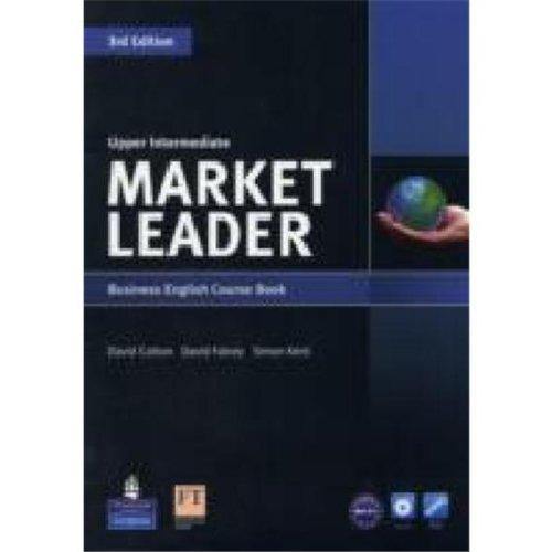Market Leader Upper-Intermediate (3E) Coursebook with DVD-ROM
