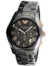 [エンポリオ アルマーニ] EMPORIO ARMANI 腕時計 セラミカ CERAMICA クロノグラフ クオーツ AR1410 メンズ [並行輸入品]