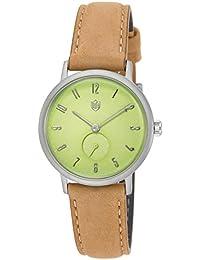 [ドゥッファ]DUFA 腕時計 Gropius ライトグリーン文字盤 【200本限定】 DF-7001-0V レディース 【正規輸入品】