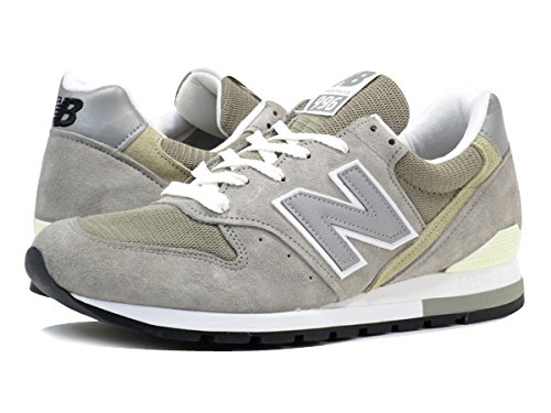 [ニューバランス] NEW BALANCE M996GY GREY 【MADE IN U.S.A.】 [並行輸入品]