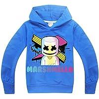 thombase Boys Girls Kids Prestonplayz Hoody Hoodie Hooded Sweatshirt YouTube Youtuber Preston Gaming Top