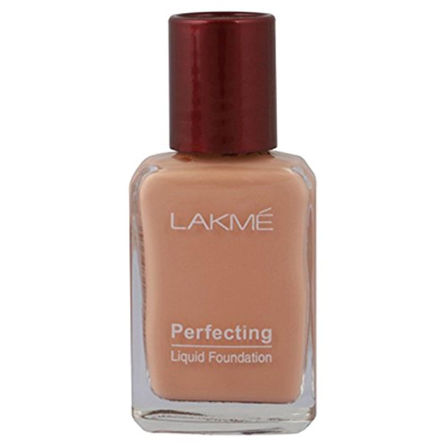 ピストルループする必要があるLakme Perfecting Liquid Foundation, Pearl, 27 ml