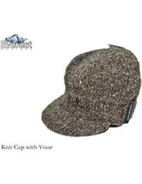 【EVEREST DESIGNS】エベレストデザイン Knit Cap with Visor